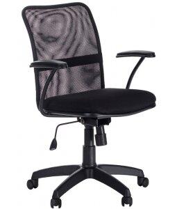Кресло Форум (черная сетка)